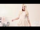Шикарное воздушное платье с дорогим кружевом