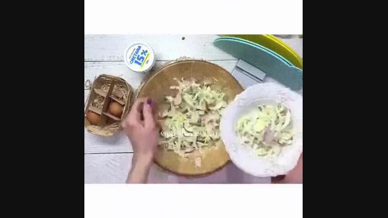 рецепт салат весенний с редисом и пекинской капустой