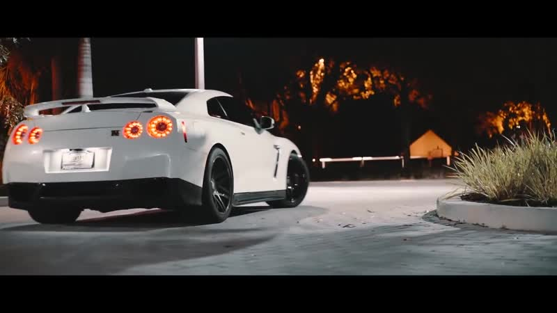 MIDNIGHT GROWLERS - 2017 Nissan GT-R __ R35 ft. ARMYTRIX Exhaust Nur Performan