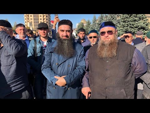 Народ Ингушетии о Путине | 17.10.18