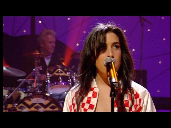 Amy Winehouse - Teach Me Tonight (Live At Jools Holland 04)