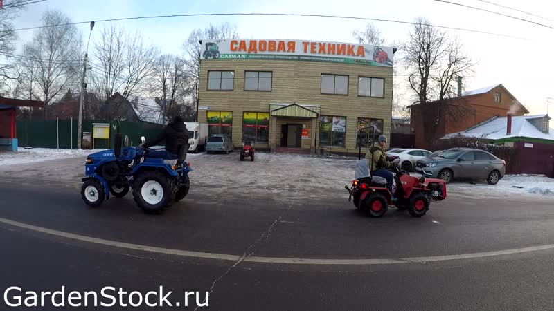 Битва ТРАКТОРОВ БЕЛАРУС 132Н и СКАУТ Т-18