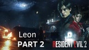 Resident Evil 2 Remake Gameplay Walkthrough Part 2 - Leon The RPD Party RE2 Remake 2019