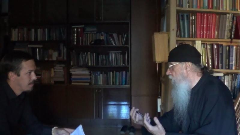 Е. Нечкасов и о. В. Цветков: богословие П. Флоренского, метафизика язычества и христианства