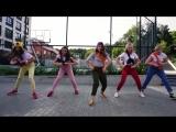 Summer Reggaeton by Olya BamBitta//Fredy Clan&YoYo Flow - No pasa nada