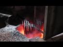 Калка сабель на заводе Динамо