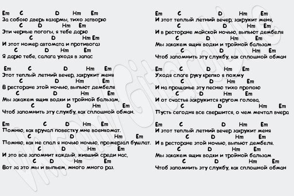 Дата рождения: место рождения: голос: жанр: армейские песни - тексты песен: 15 лет!