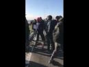 2018 06 24 IT Casa dAltri Migranten besetzen Straßen und behindern Verkehr