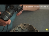 Kadir- Nikon European Ambassador - Kitbag