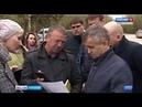 В Беломорском районе Рашид Нургалиев провел выездное совещание