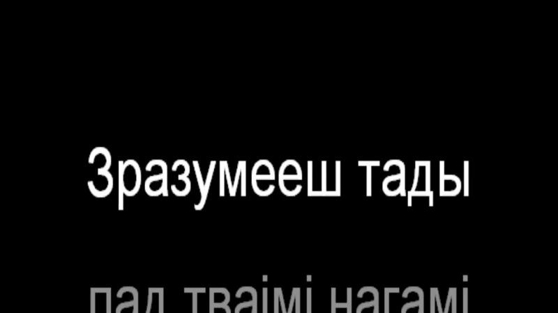 NRM - Тры Чарапахі Минус Караоке Минусовка