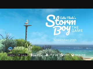 Storm Boy The Game - Release Date Trailer