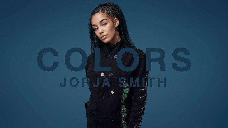 Jorja Smith - Blue Lights   A COLORS SHOW