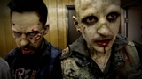 Linkin Park performs as zombies ! Linkin Park Zombified
