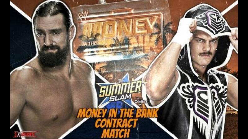 Damien Sandow vs Cody Rhodes - SummerSlam 2013