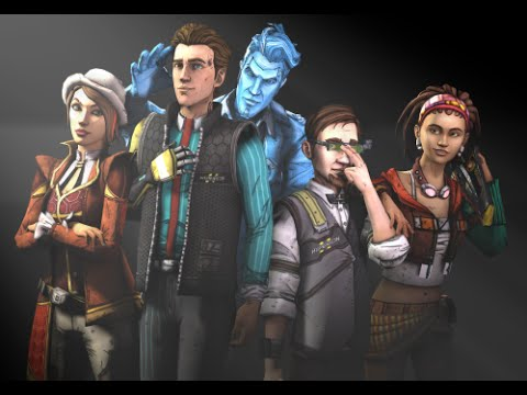 Tales from the borderlands || silver lining