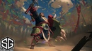 2 Играем в Battlerite   Bakko   Легендарный воин