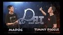 DAT [ Рэп Айтыс ] 2-жұп: MADOG vs Timmy Diggle [VIBEBOX]