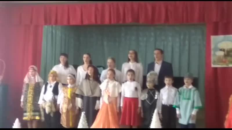 Пасхальный концерт в ДШИ N-7