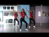 Whenever - Kris Kross Amsterdam - Easy Fitness Dance Choreography - Baile - Core