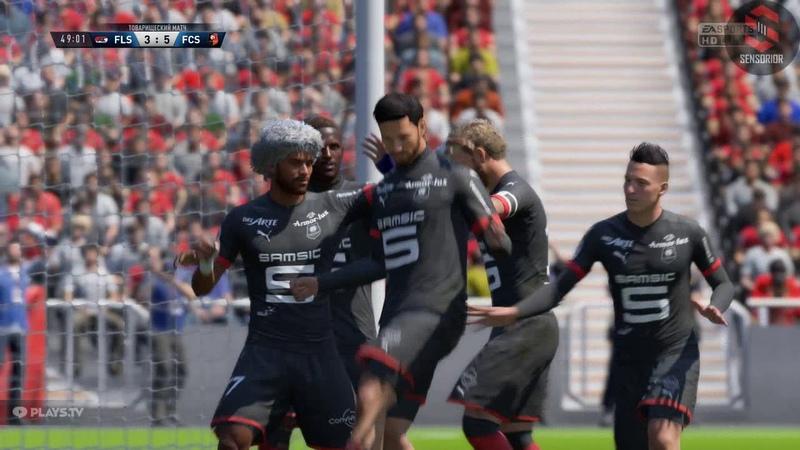 РКПЛ 18 сезон 11 тур FC LIONS STEEL 5:6 FC Sensorior