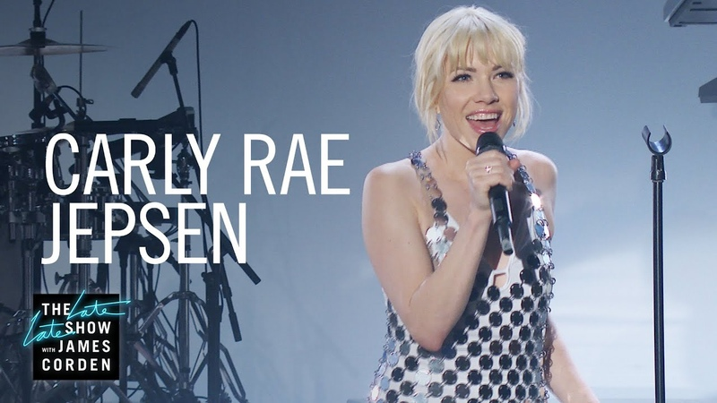 Carly Rae Jepsen Too Much