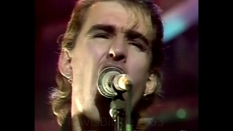 New Model Army - Christian Militia, Smalltown England Live The Tube 20.01.84 (With Intro)