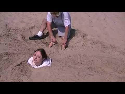 Beach Buried Feet Tickling,Girlfriend,Super Prank Compilation 2018-Part7