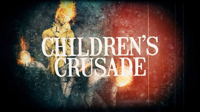 MOB RULES - Children's Crusade (Official Lyric Video)