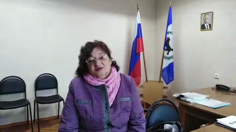 жительница Новой Игирмы поблагодарила полицейских