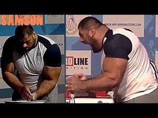#ARMWRESTLING | LEVAN SAGINASHVILI HALK | +110 kg ARM 2018|