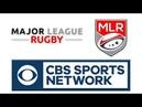 Glendale Raptors vs Seattle Seawolves MLR 2018 Live Game