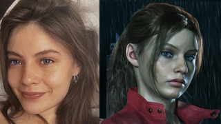 Claire Redfield was found (Resident Evil 2)
