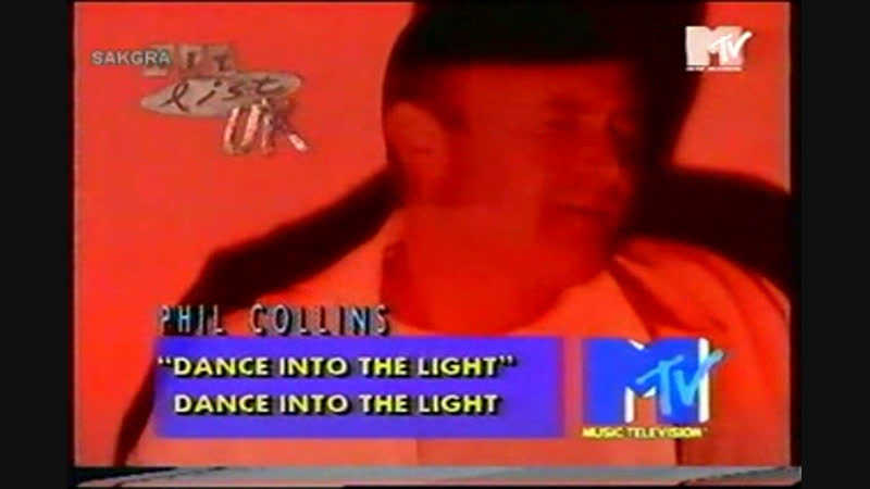 Phil collins dance into the light mtv