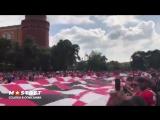 Хорваты сейчас на у Красной площади