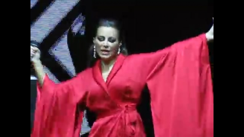 Ани Лорак - Уходи по-английски (шоу Дива, Сочи, 12-08-2018)