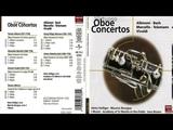 Virtuoso oboe concertos Albinioni, Bach , Marcello, Telemann, Vivaldi (Holliger, Bourgue)
