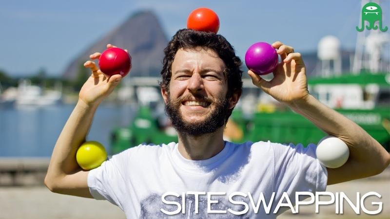 Quer ganhar mais de 11 mil reais? Siteswapping - Crypto Puzzle com malabarismo!