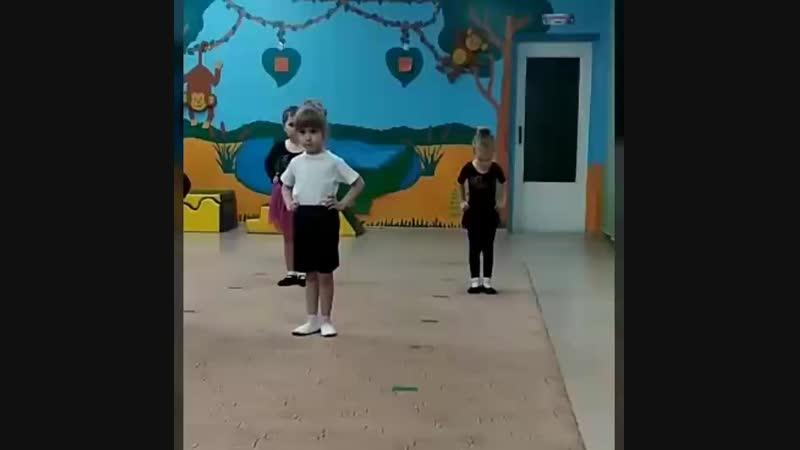Новоалтайск ДОУ 20 хореограф Шейниман Ирина Евгеньевна. 17.12. 2018 открытый урок.