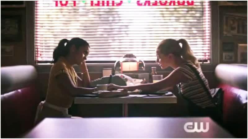 Ривердейл Riverdale Ривердэйл 3 сезон 2 серия Бетти и Вероники