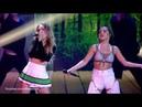 Ana Mena Becky G - Ya Es Hora (en vivo en Factor X 2018)