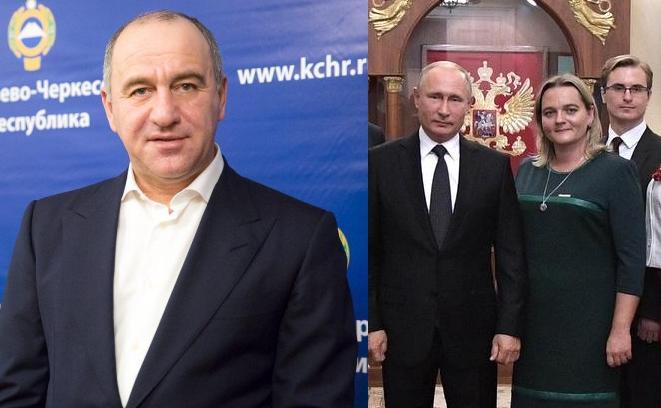 Рашид Темрезов: для нас большая гордость и честь, что Юлия Капалкина вошла в число 15 лучших учителей России