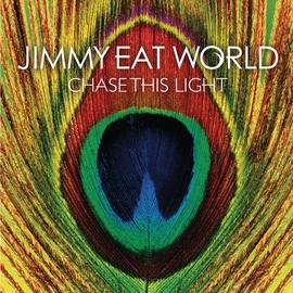 Jimmy Eat World альбом Chase This Light