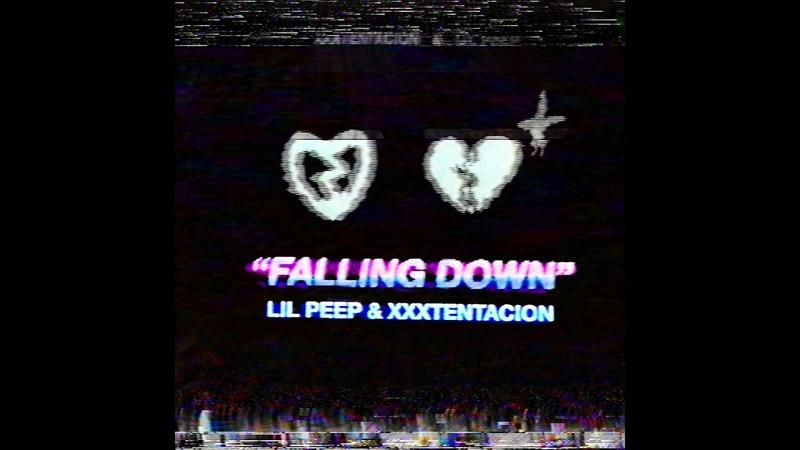 Lil Peep XXXTENTACION Falling Down