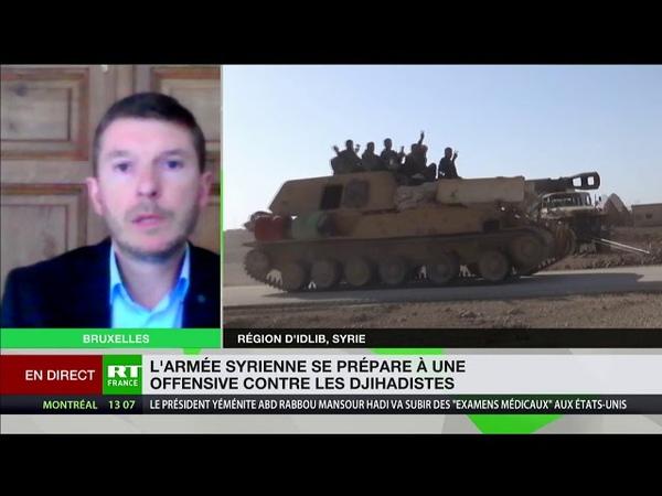 «Les rebelles de lArmée syrienne libre nexistent plus. A Idleb, cest le Front al-Nosra» (VIDEO)