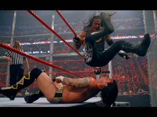 (WWE Mania) Hell in a Cell 2009 CM Punk(c) vs The Undertaker  - World Heavyweight Championship