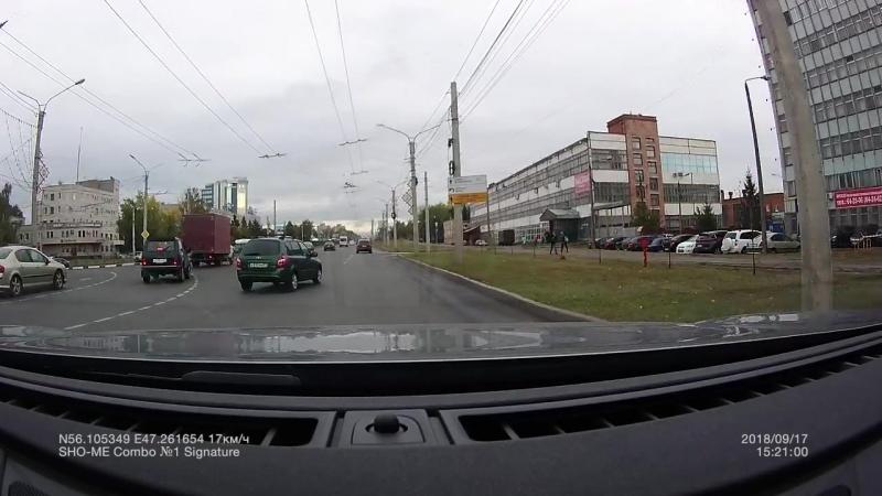 Любовь к чебоксарским кольцам. Проспект Яковлева