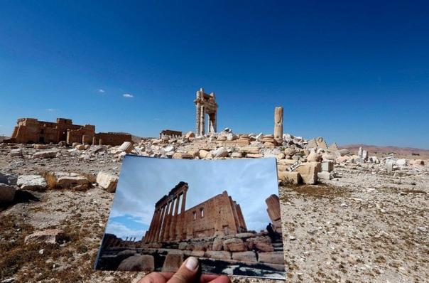 12 исторических и архитектурных памятников, разрушенных в ходе войны в Сирии и Ираке