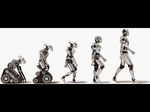 The Progress of Robot Technology Documentary Robot Computer Technologies History Channel