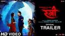 Stree Official Trailer Rajkummar Rao Shraddha Kapoor Dinesh Vijan Raj DK Amar Kaushik Aug 31